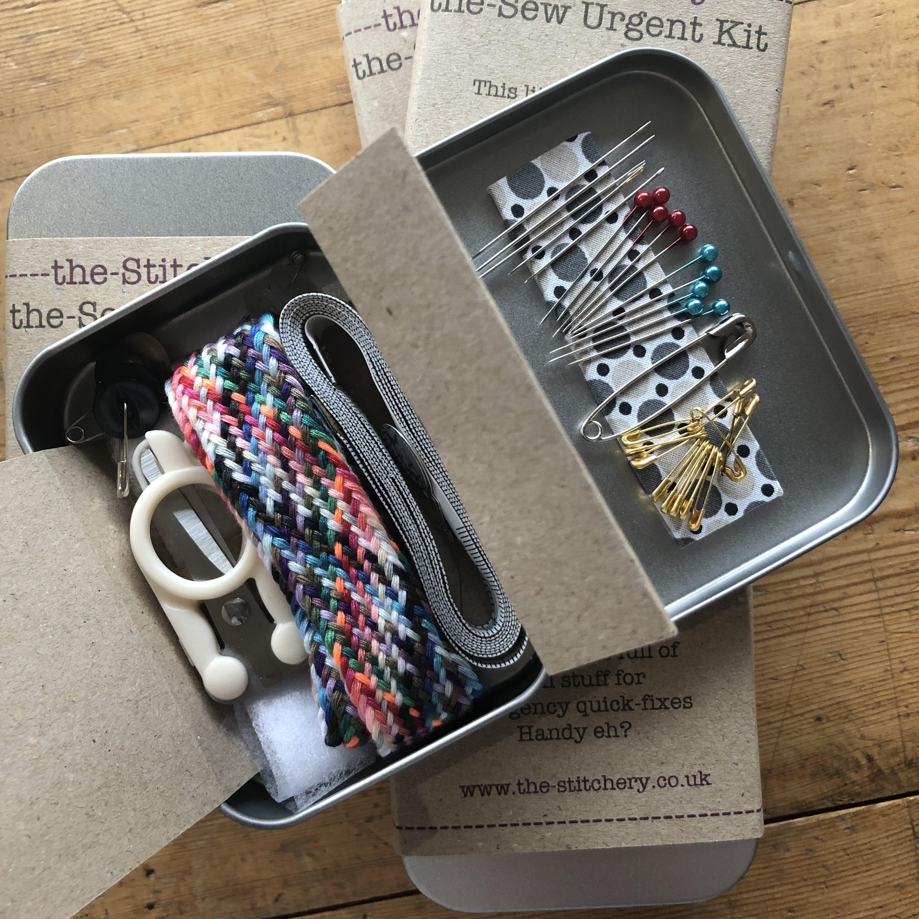 the-S brand : the-Sew Urgent Mending Kit